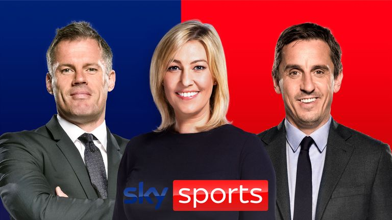 Manchester and north London derbies live on Sky Sports
