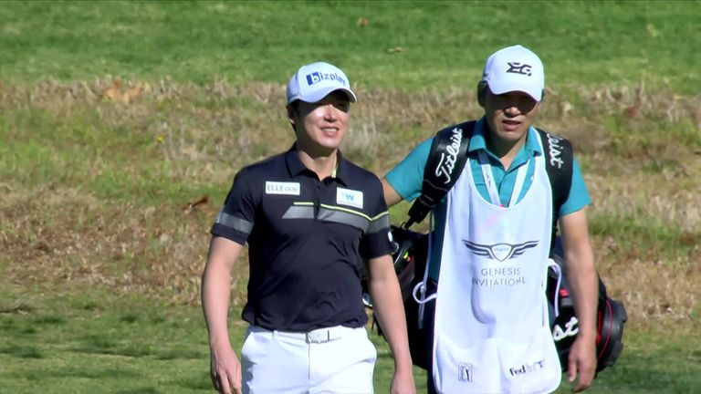 Kim completes car hat-trick with Riviera ace
