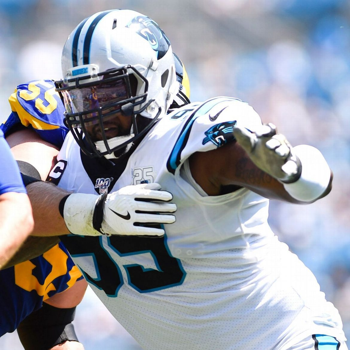 Panthers release 3, increase cap space to $28.5M