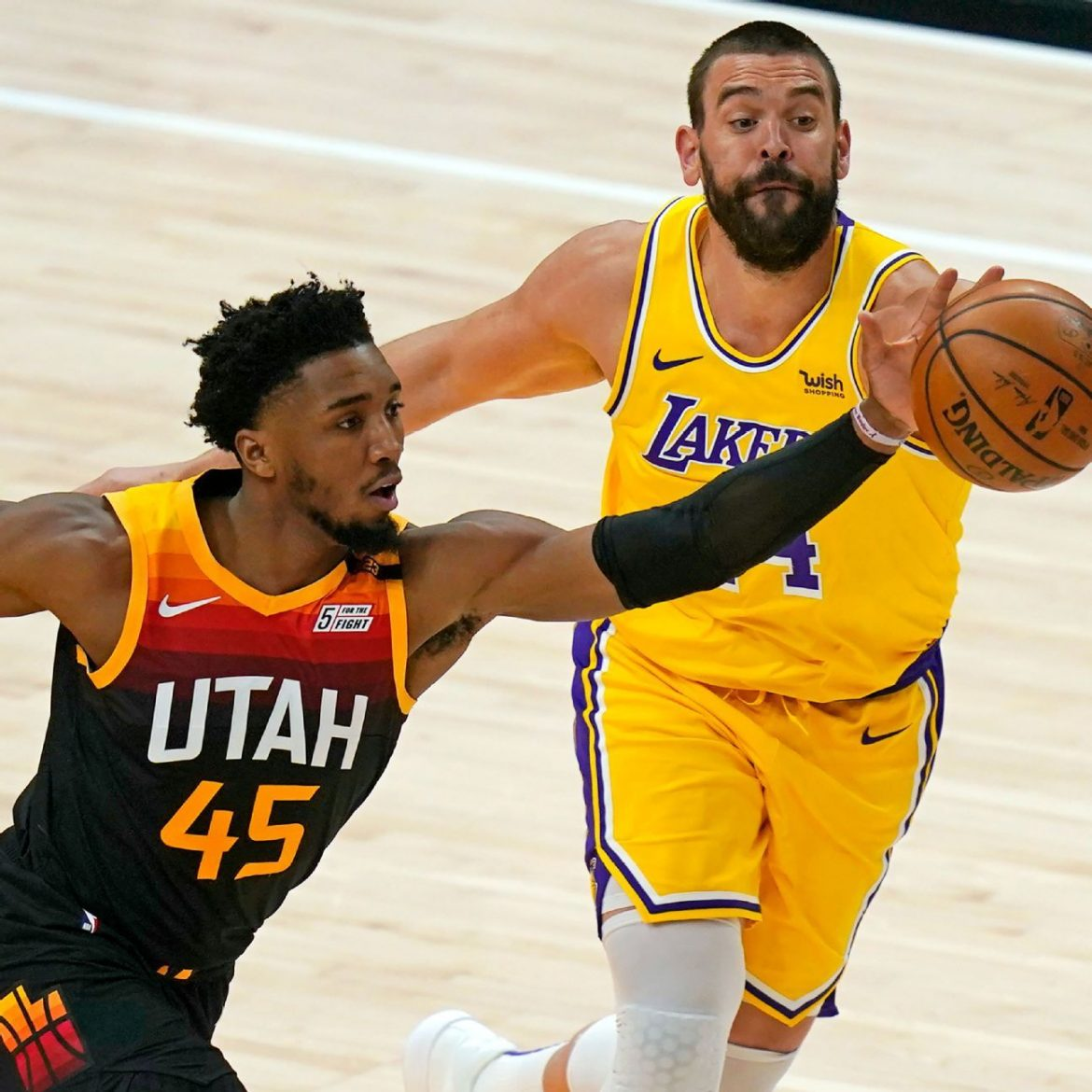 Morris on Utah's rout: Playoffs 'a different story'