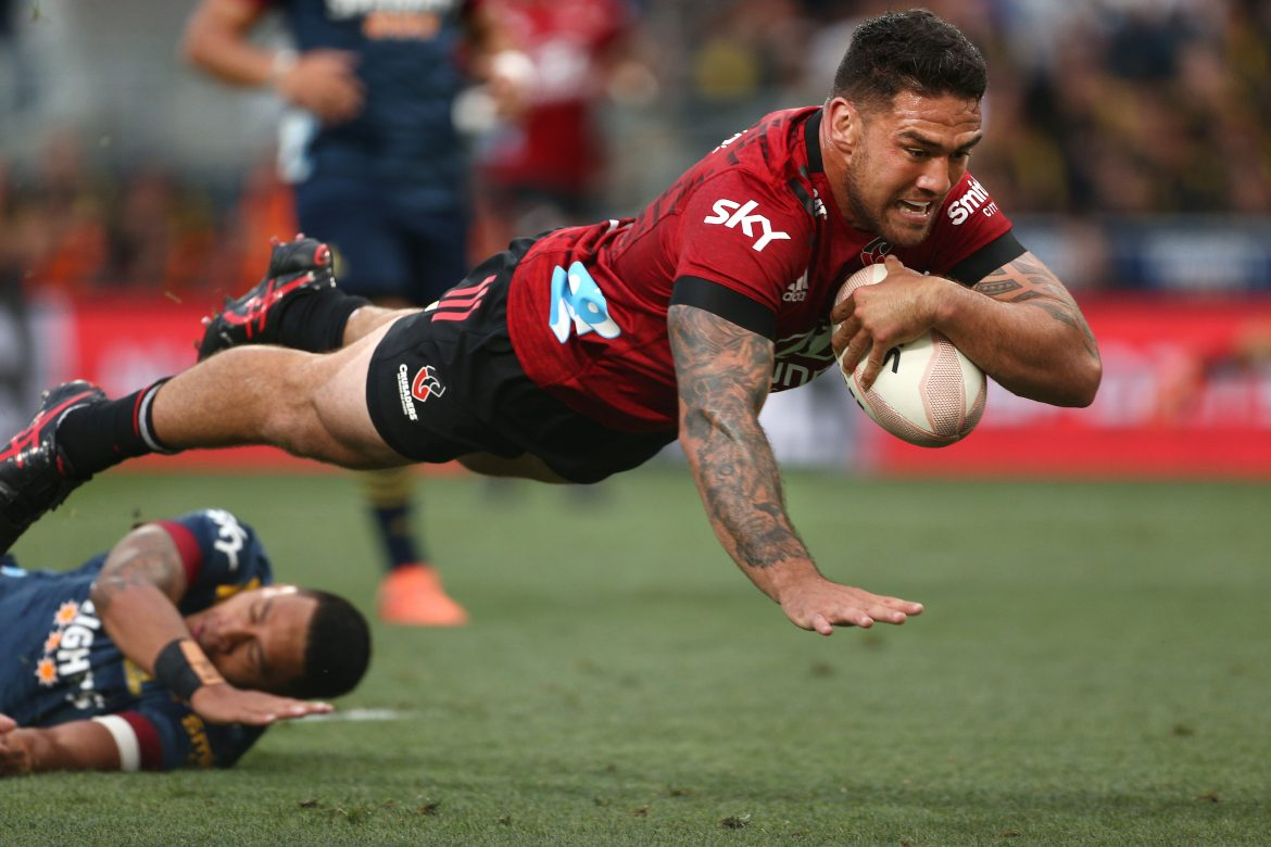 All Blacks 'menace' puts Super Rugby on notice