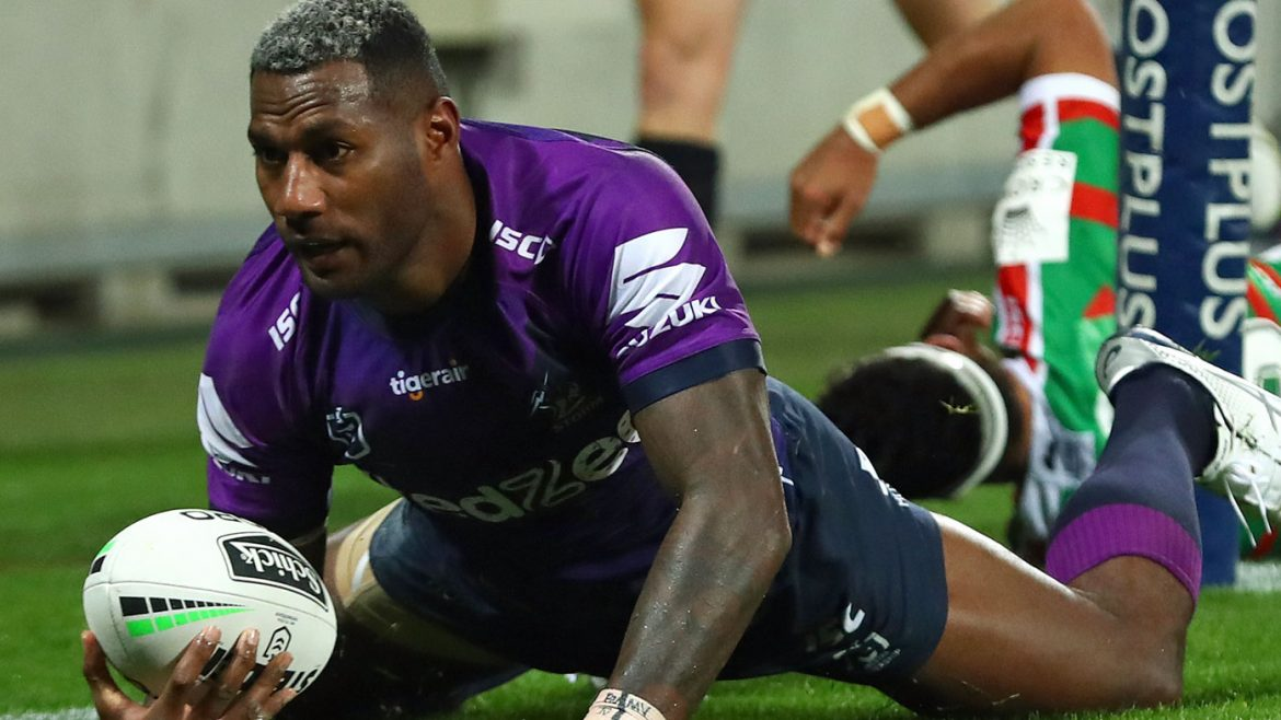NRL 'freak' wows rugby greats with first touch