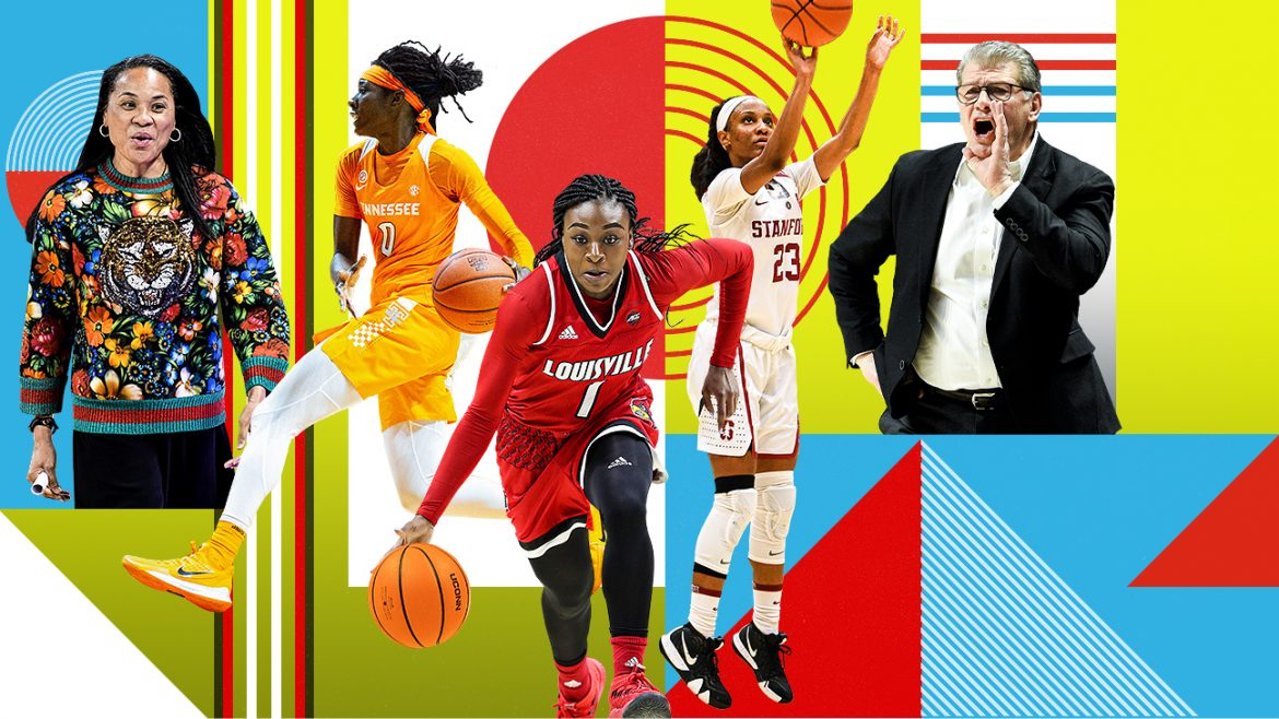 Women's Bracketology: Brackets in all shapes and sizes