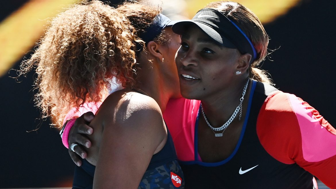 Serena's emotional reality in face of Osaka triumph