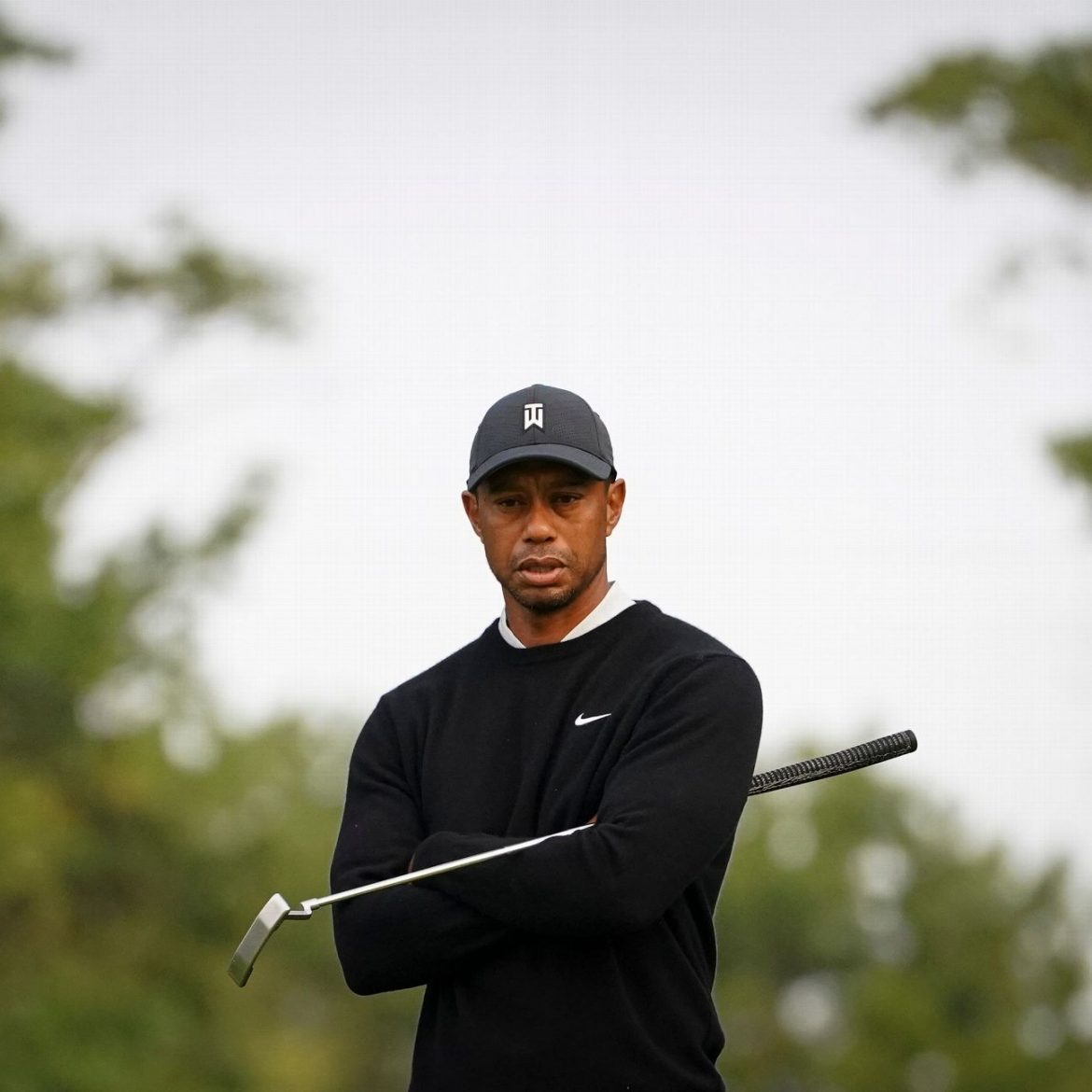 Tiger noncommittal on Masters while back heals