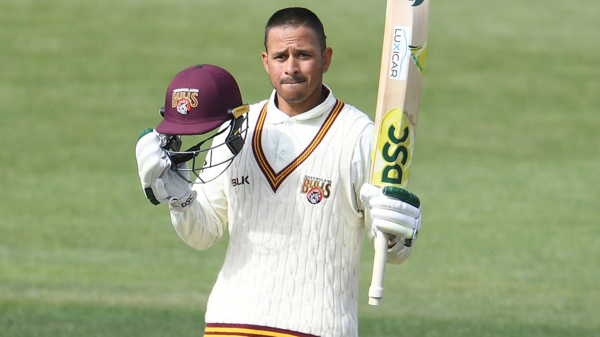 Khawaja turns heads again as recall potential grows