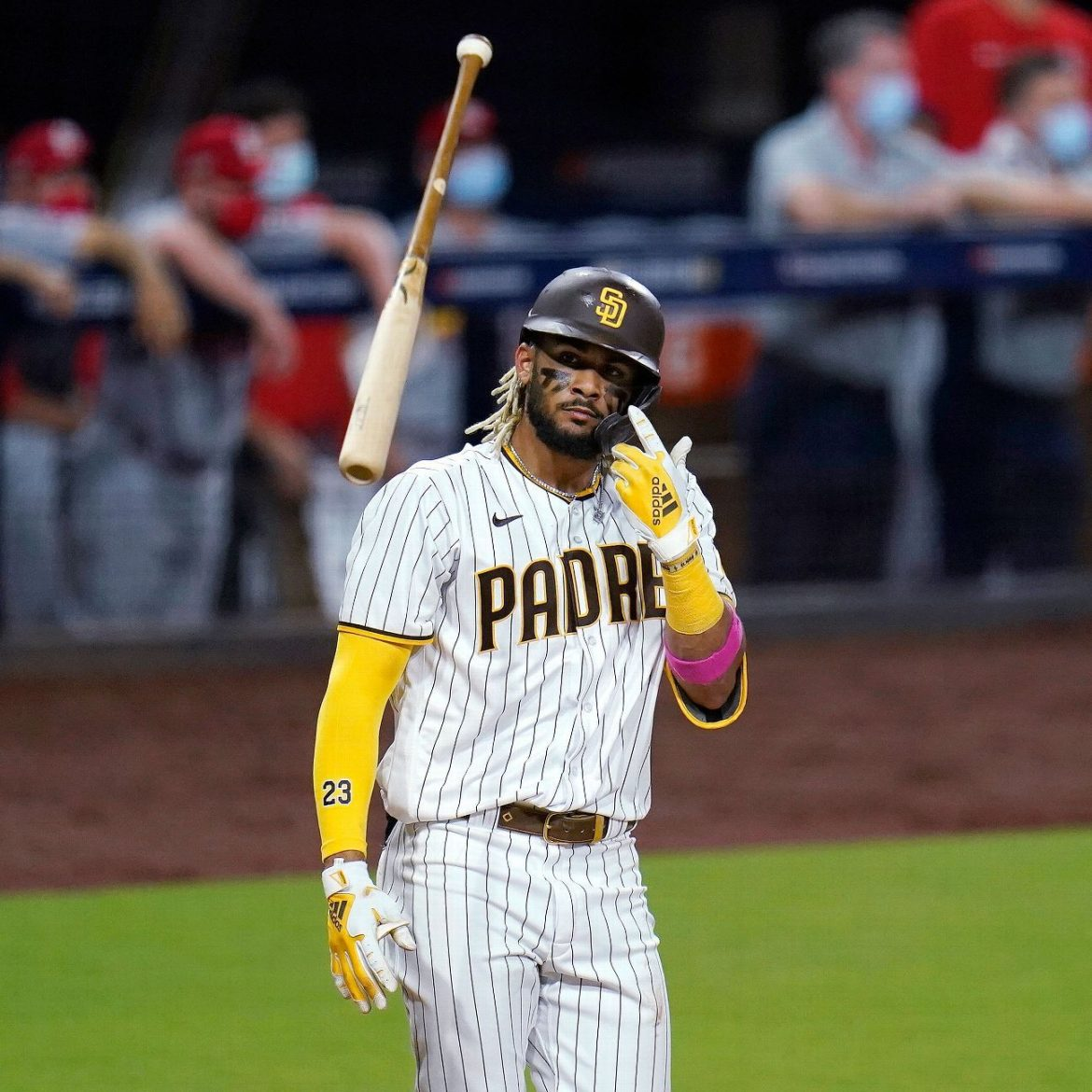 Tatis Jr. on deal: 'I want the statue on one team'