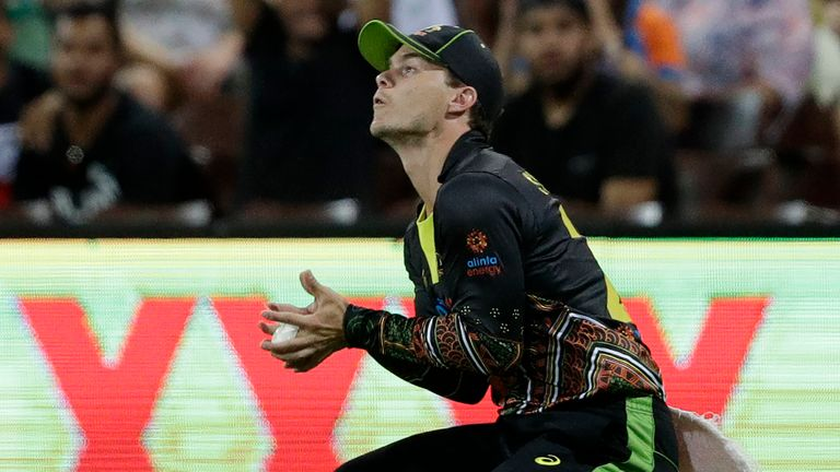 Australia's Swepson sidelined with neck fracture