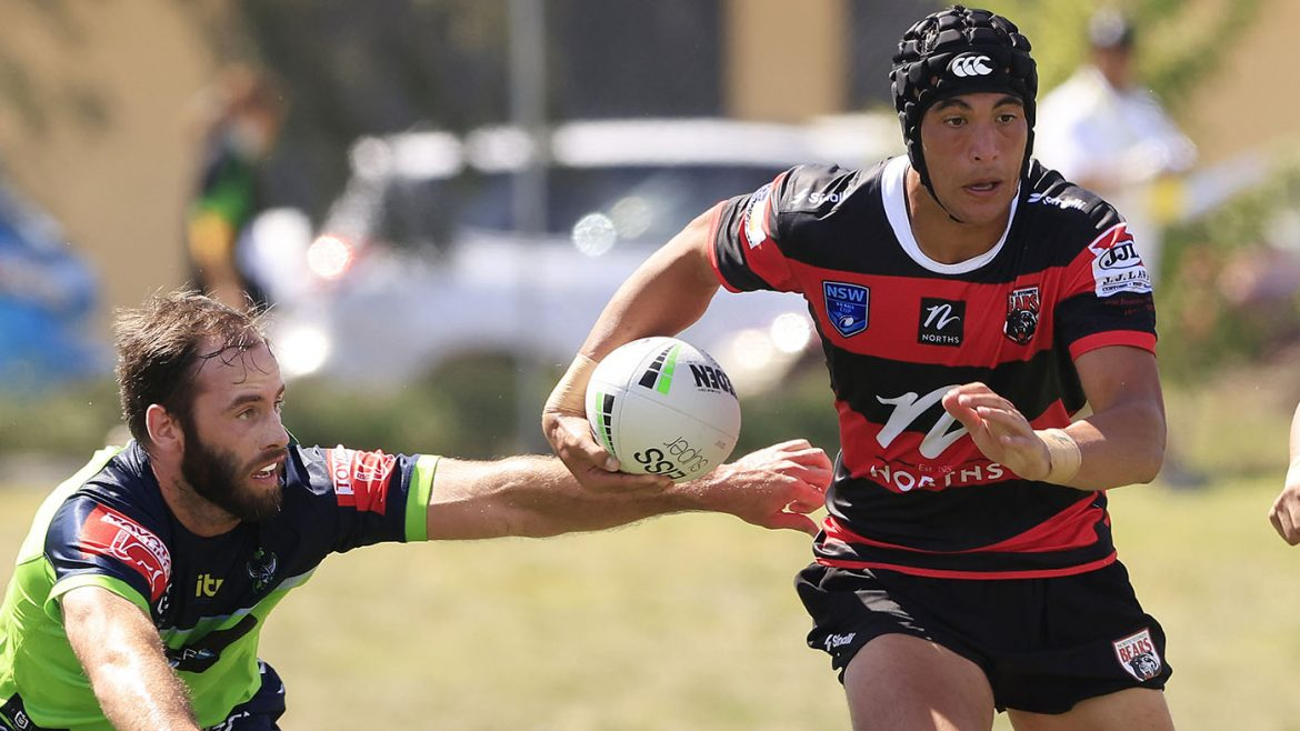 Suaalii declares he's 'ready' for NRL duties