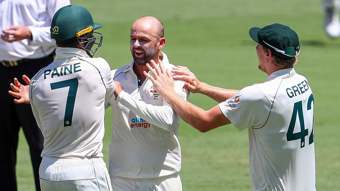 Lyon lashes cricket's great double-standard